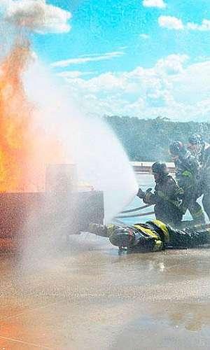 Curso de brigada de emergência